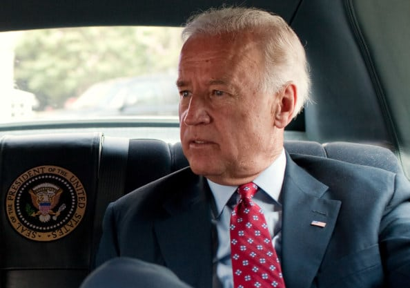 Claim: Joe Biden Likes To Swim Nude in Front of Female
